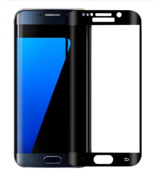 Tvrzené sklo Aligator GLASS FULL COVER 3D pro Samsung Galaxy S7 Edge, Black