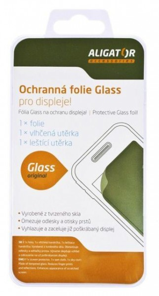 Tvrzené sklo Aligator GLASS pro LG Leon