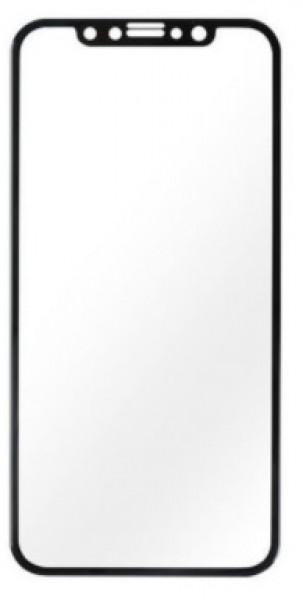 Tvrzené sklo Aligator GLASS FULL COVER 3D Apple iPhone X/XS/11 Pro, Black