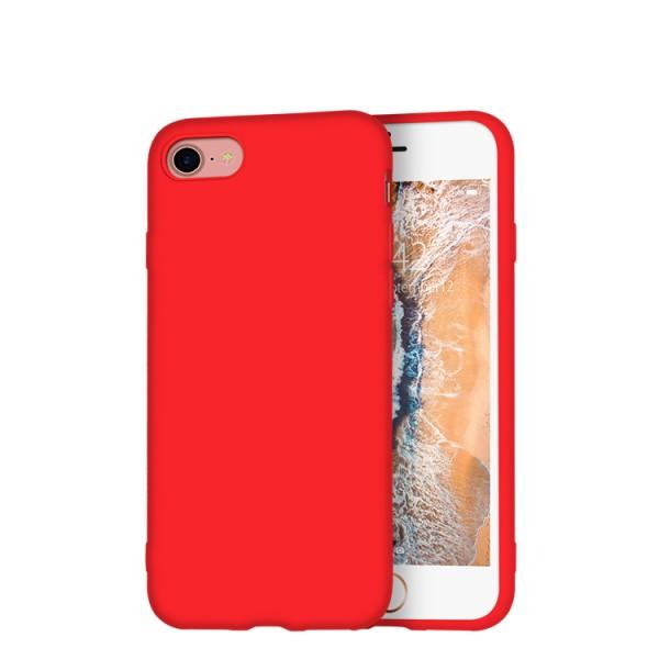 Silikonové pouzdro ALIGATOR Ultra Slim pro Apple iPhone XR, Red