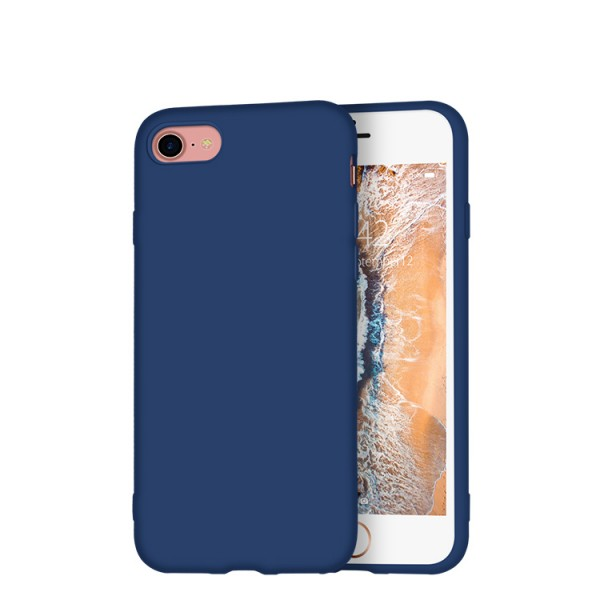 Silikonové pouzdro ALIGATOR Ultra Slim pro Apple iPhone 7/8, Blue