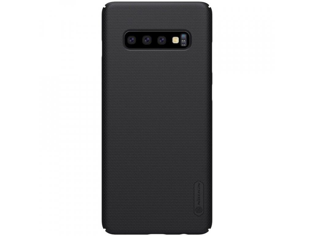 Nillkin Super Frosted kryt + fólie pro Samsung Galaxy S10e, black