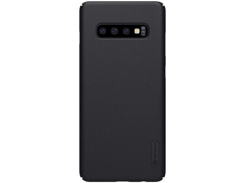 Nillkin Super Frosted kryt pro Samsung Galaxy S10, black