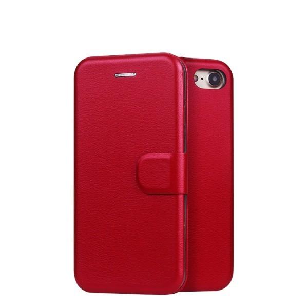 Flipové pouzdro ALIGATOR Magnetto pro Samsung Galaxy S10 Plus, Red