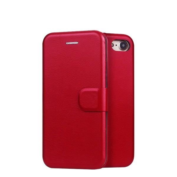 Pouzdro ALIGATOR Magnetto pro Huawei Y6 Prime 2018, Red