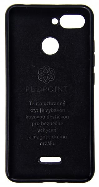 Pouzdro Redpoint Smart Magnetic pro Huawei Y7 Prime 2018, Black