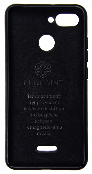 Pouzdro Redpoint Smart Magnetic pro Huawei Y6 Prime 2018, Black