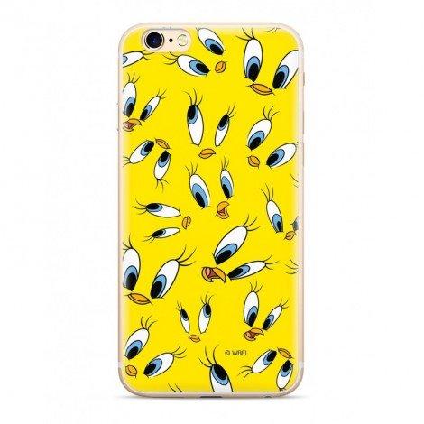 Zadní kryt Warner Bros Tweety 006 pro Samsung Galaxy S10, yellow