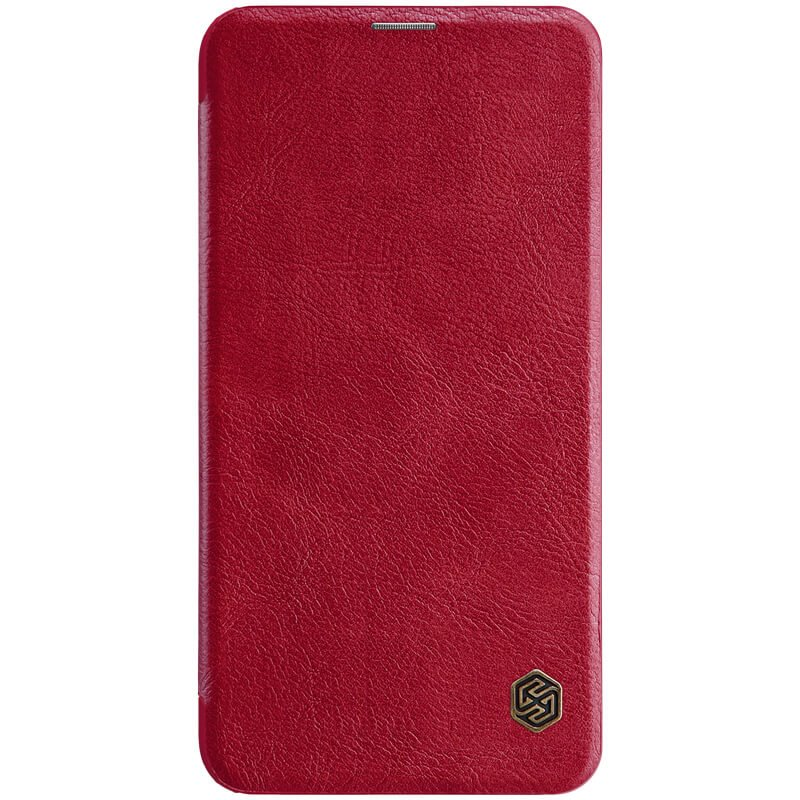 Nillkin Qin flipové pouzdro pro Samsung Galaxy S10e, red