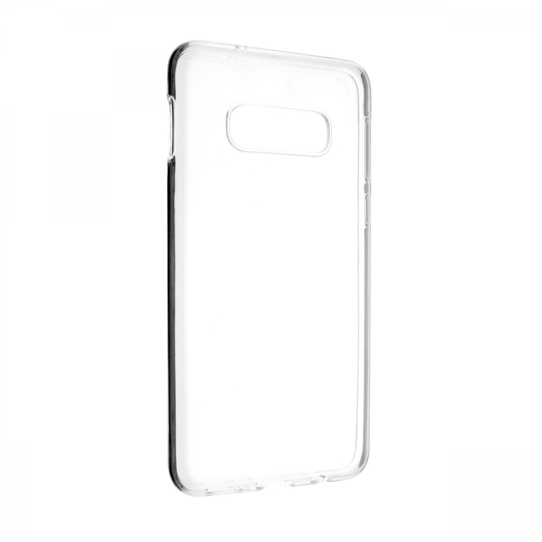 Pouzdro FIXED TPU pro Samsung Galaxy S10e, čirá