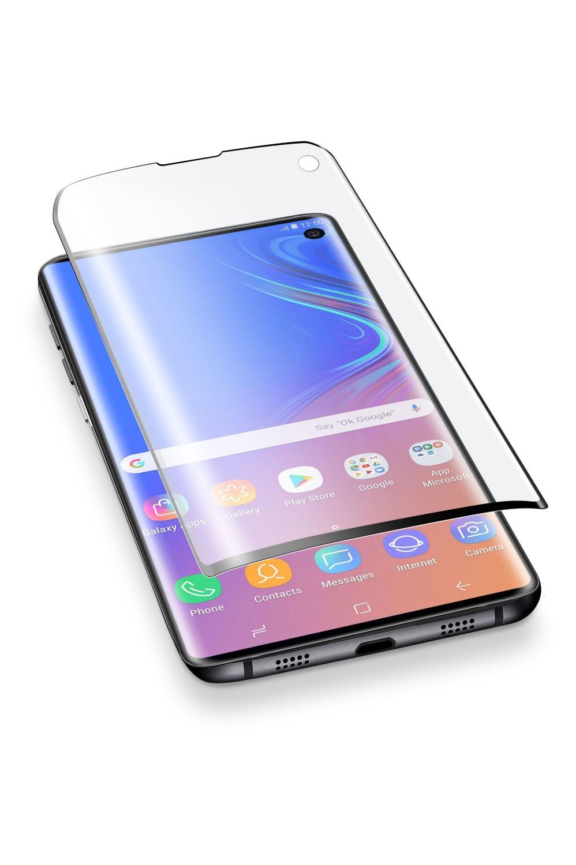 Ochranná fólie displeje Cellularline pro Samsung Galaxy S10
