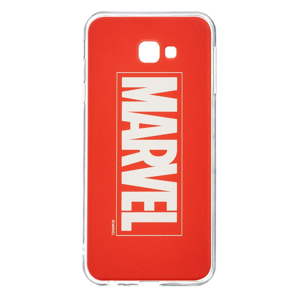 Zadní kryt Marvel 001 pro Samsung Galaxy J4+, red