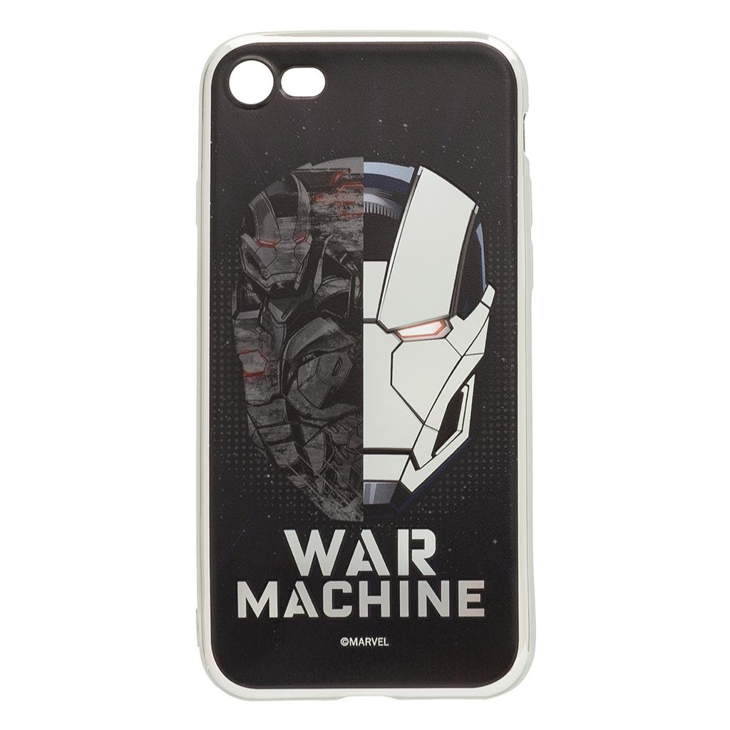 Zadní kryt Iron Man War 001 pro Apple iPhone 7/8, silver