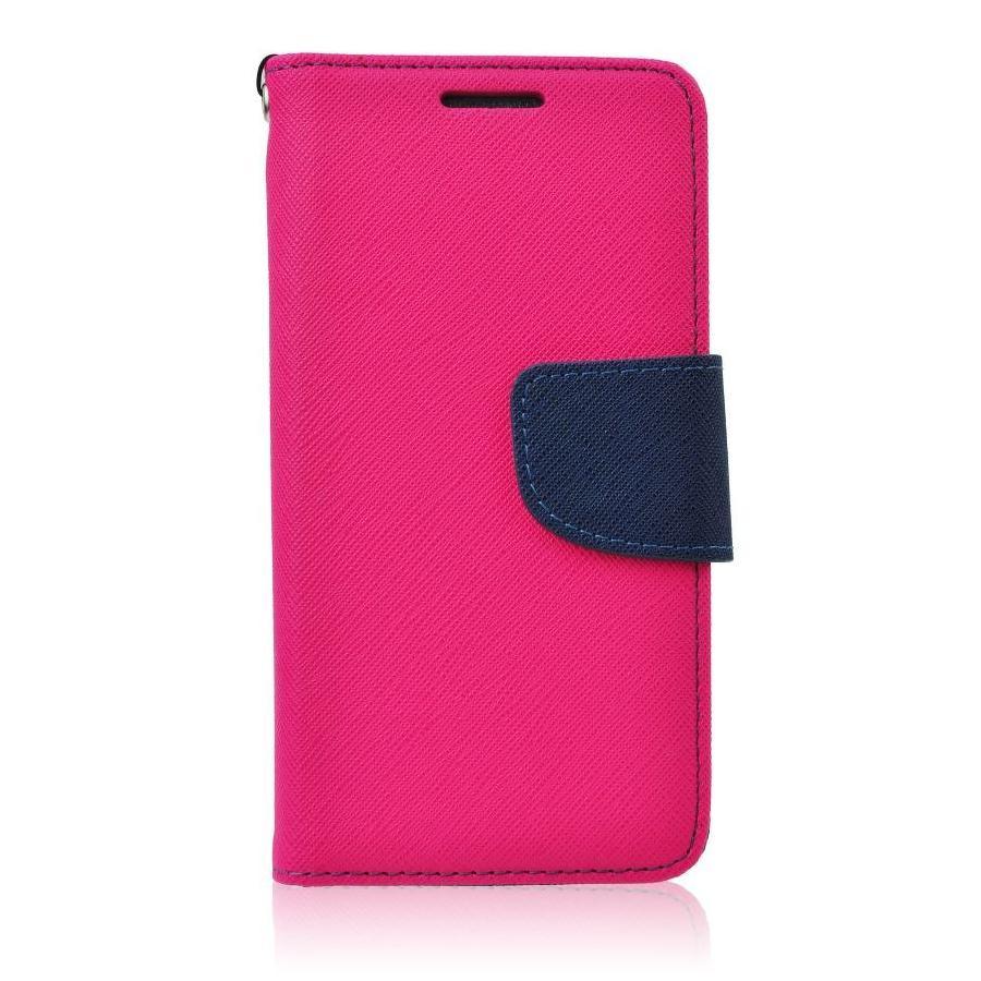 Pouzdro Mercury Fancy Diary pro Samsung Galaxy A7 2018, růžová