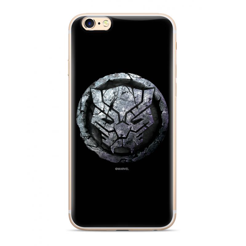 Zadní kryt Marvel Panther 013 pro Apple iPhone 6/7/8, black