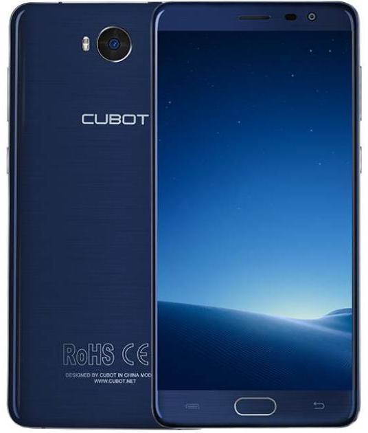 Cubot A5
