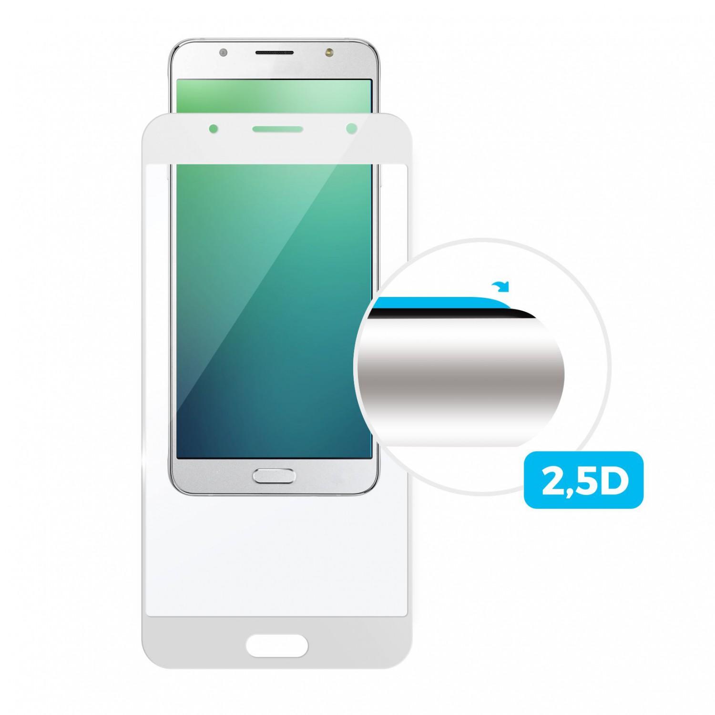 Ochranné tvrzené sklo FIXED Full-Cover pro Xiaomi Redmi 6, bílá