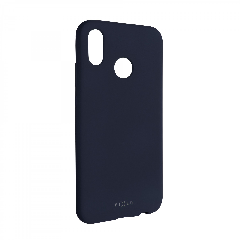 Zadní kryt FIXED Story pro Huawei P20 Lite, modrá