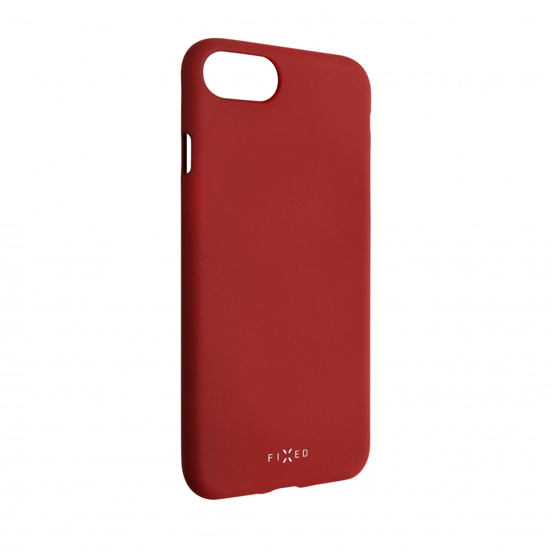 Zadní kryt FIXED Story pro Apple iPhone 7/8, červená