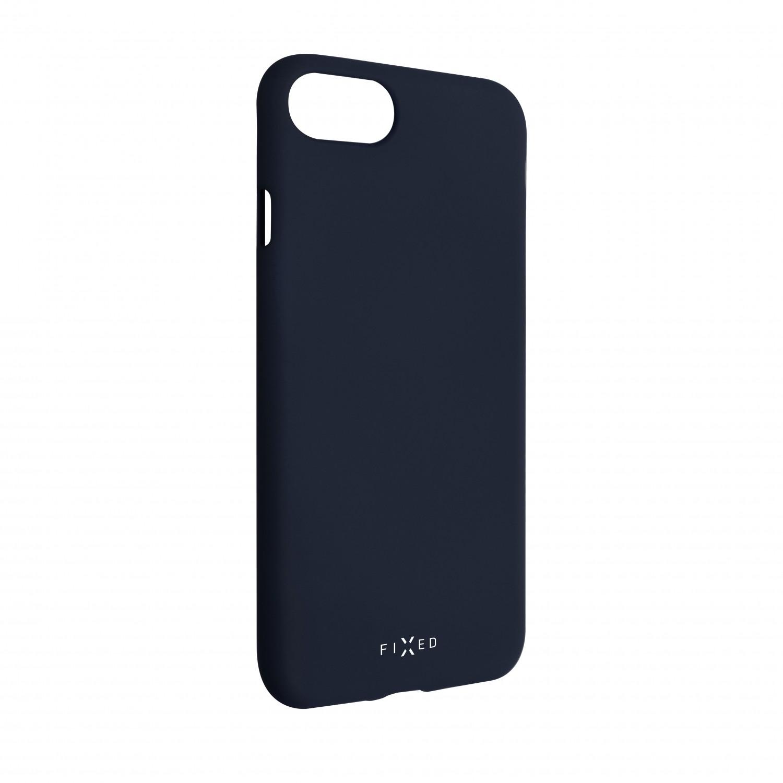 Zadní kryt FIXED Story pro Apple iPhone 7/8, modrá