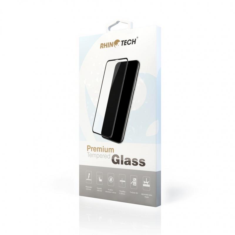 Tvrzené ochranné sklo 2.5D RhinoTech 2 pro Samsung Galaxy A7 2018 (Full Glue), black