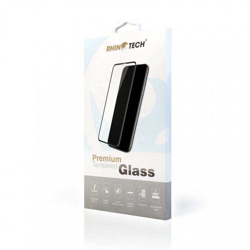 Tvrzené ochranné sklo 2.5D RhinoTech 2 pro Huawei P10 Plus, black