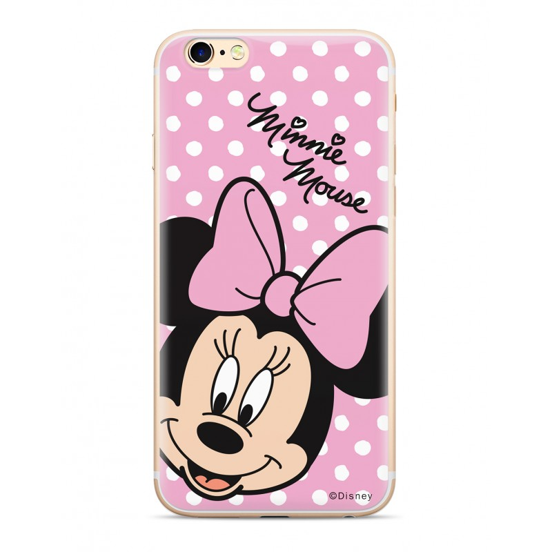 Zadni kryt Disney Minnie 008 pro Samsung Galaxy S7, pink