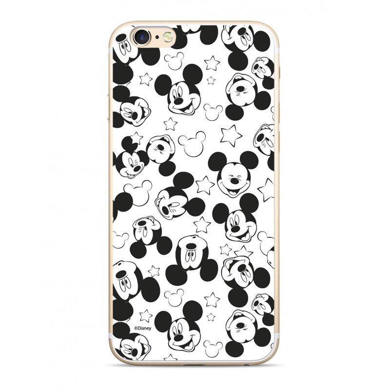 Zadni kryt Disney Mickey 007 pro Samsung Galaxy J4 2018, white