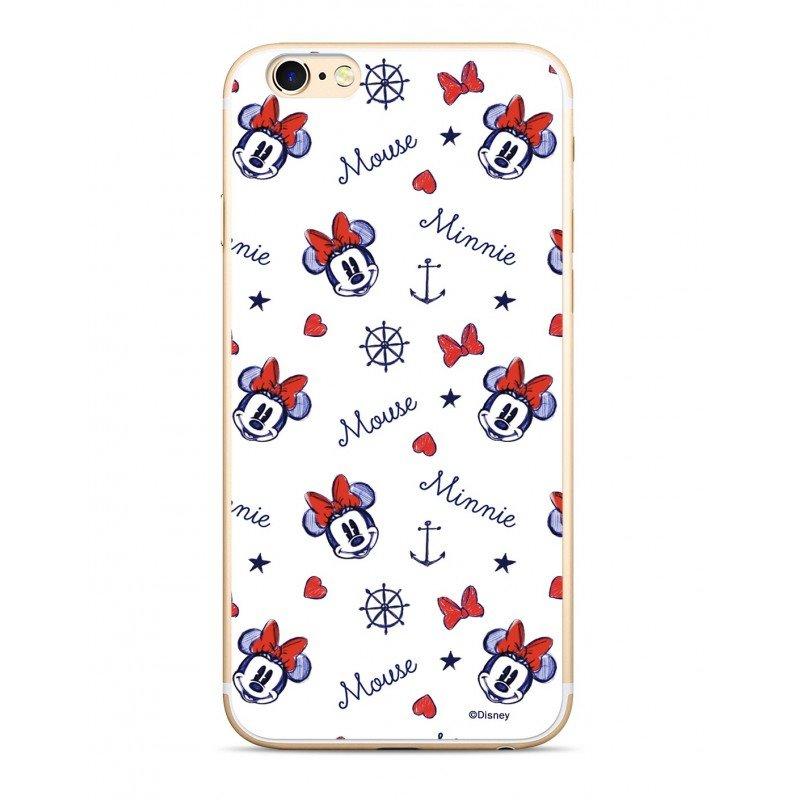 Zadni kryt Disney Minnie 007 pro Samsung Galaxy S7, white