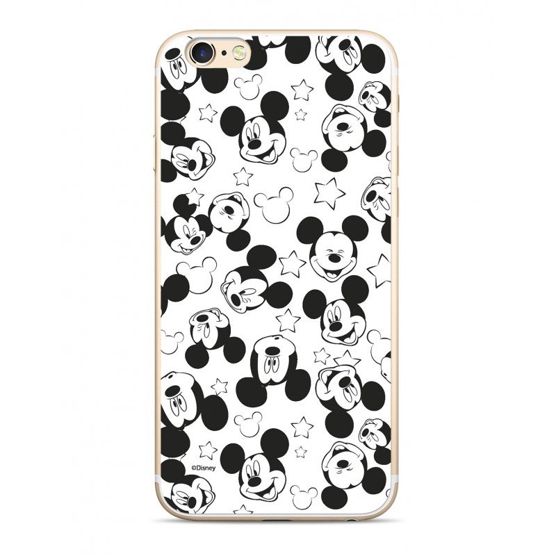 Zadni kryt Disney Mickey 007 pro Samsung Galaxy S7, white