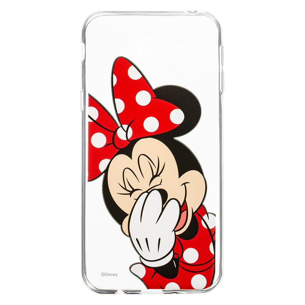Zadni kryt Disney Minnie 006 pro Samsung Galaxy A8 2016, transparent