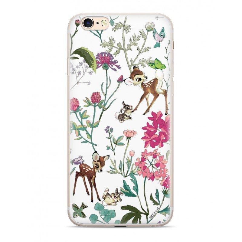 Zadni kryt Disney Bambi 001 pro Huawei Y6 Prime 2018, white