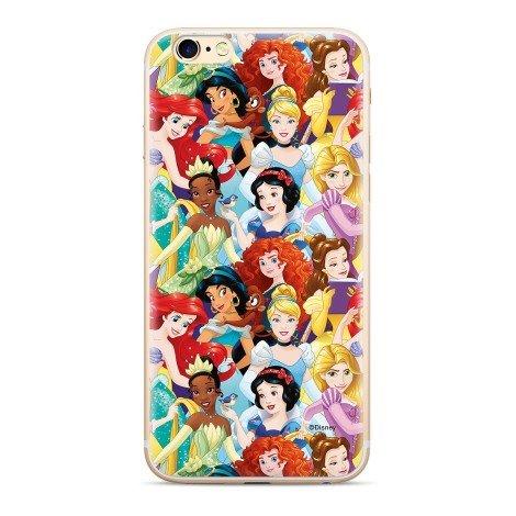 Zadni kryt Disney Princess 001 pro Apple iPhone 6/7/8, multicolored