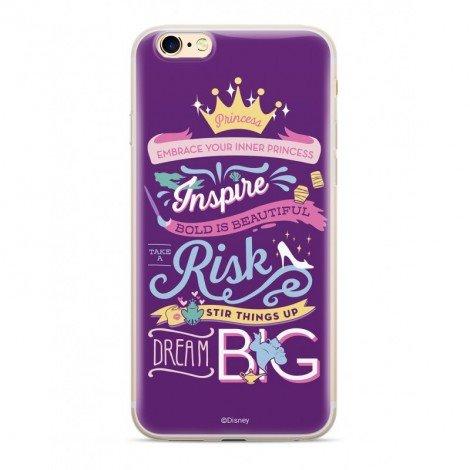 Zadni kryt Disney Princess 003 pro Apple iPhone 5/5S/SE, multicolored