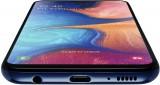 Samsung Galaxy A20e modrá
