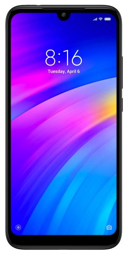 Xiaomi Redmi 7 3GB/32GB černá
