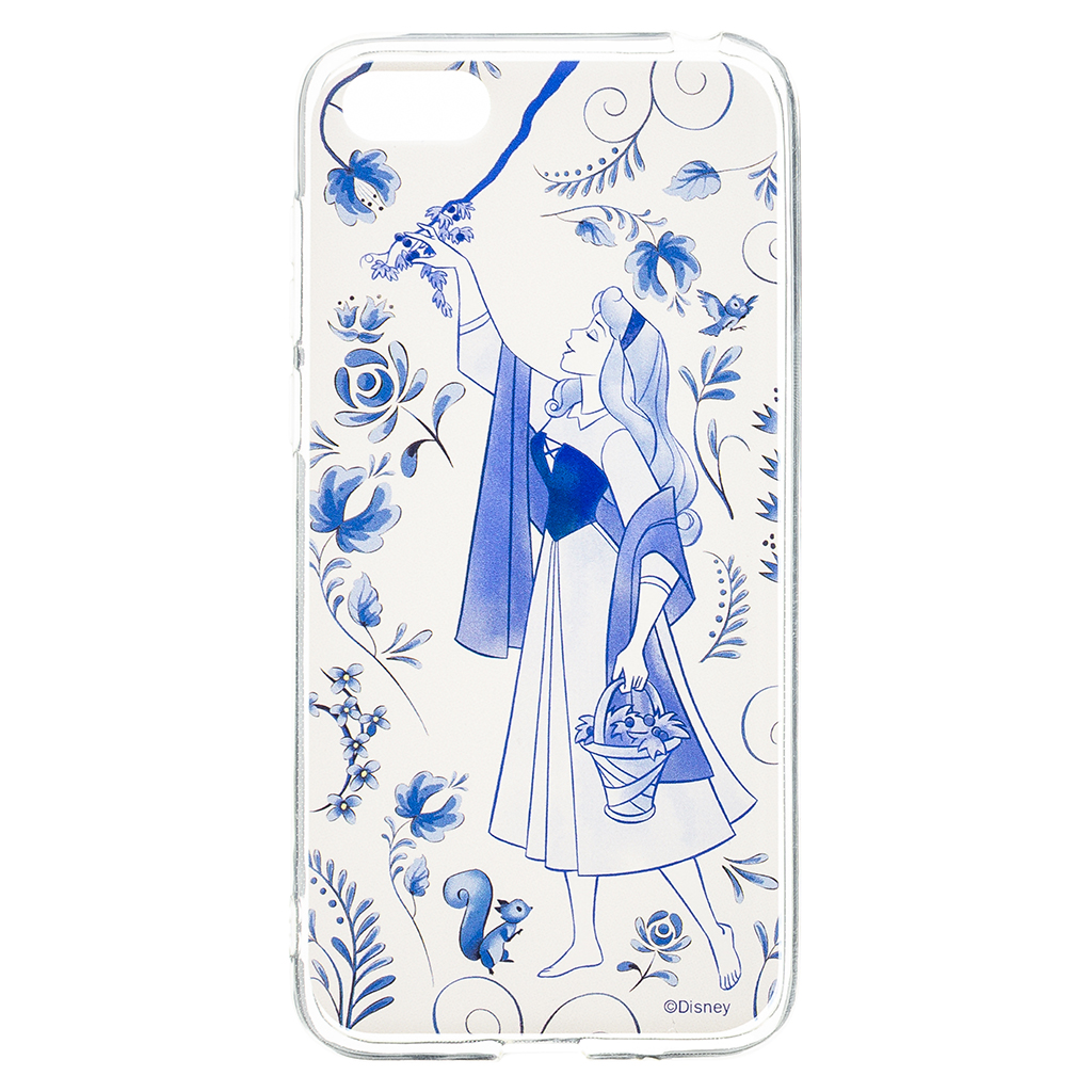 Zadni kryt Disney Aurora 003 pro Huawei Y6 Prime 2018, white
