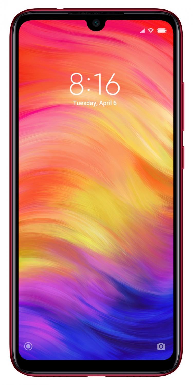 Xiaomi Redmi Note 7 4GB/64GB červená