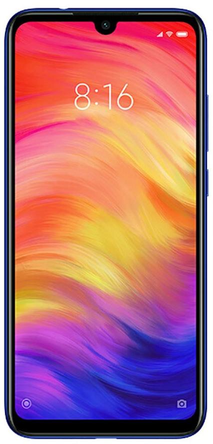 Xiaomi Redmi Note 7 3GB/32GB modrá