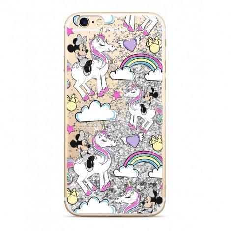 Zadni kryt Disney Minnie 037 pro Apple iPhone 7/8, silver
