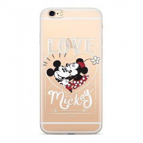 Zadni kryt Disney Mickey & Minnie 002 pro Xiaomi Redmi 6/6A, transparent