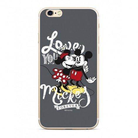Zadni kryt Disney Mickey & Minnie 001 pro Xiaomi Redmi 6/6A, grey