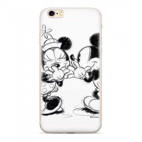 Zadni kryt Disney Mickey & Minnie 010 pro Xiaomi Redmi 6/6A, white