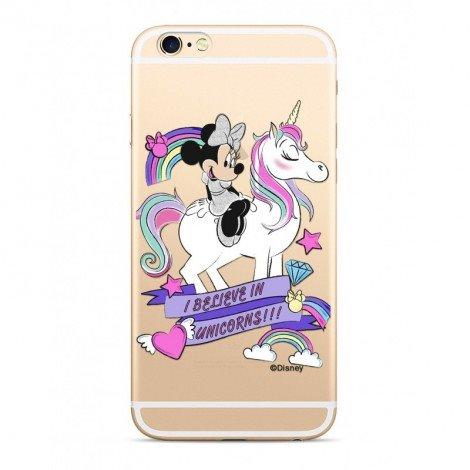 Zadni kryt Disney Minnie 035 pro Xiaomi Redmi 6/6A, transparent