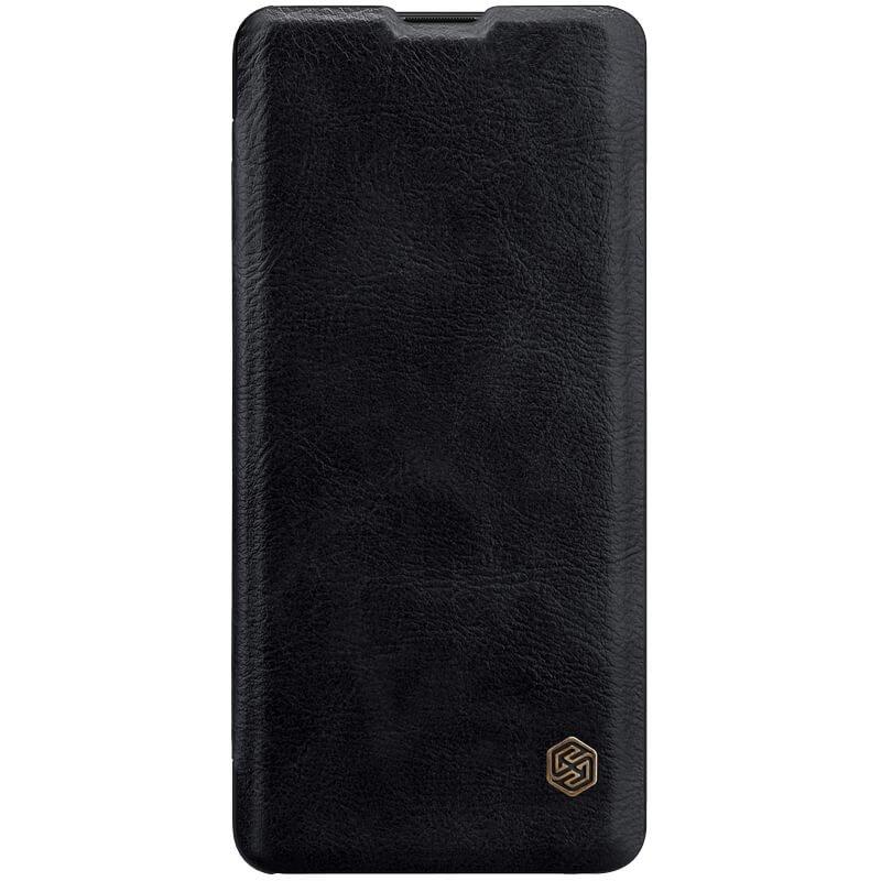 Flipové pouzdro Nillkin Qin Book pro Huawei P30 Pro, black