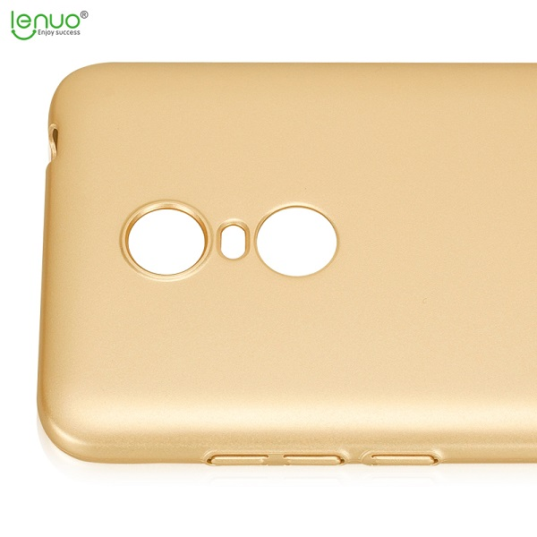 Zadní kryt Lenuo Leshield pro Xiaomi Redmi 5 Plus, Gold