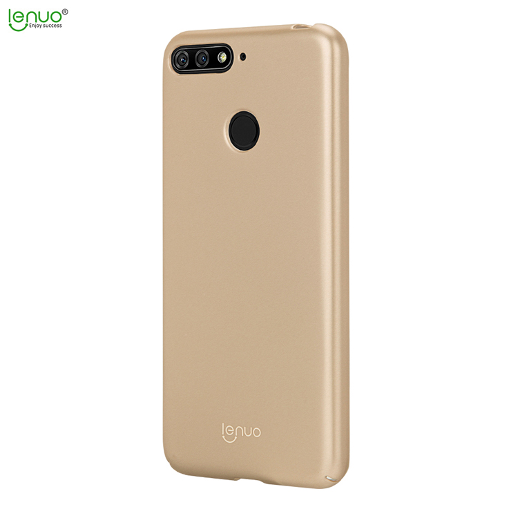 Zadní kryt Lenuo Leshield pro Huawei Y6 Prime (2018), Gold