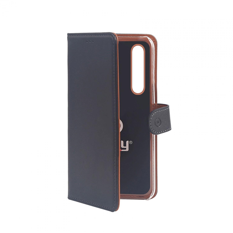 CELLY Wally flipové pouzdro pro Huawei P30, černé