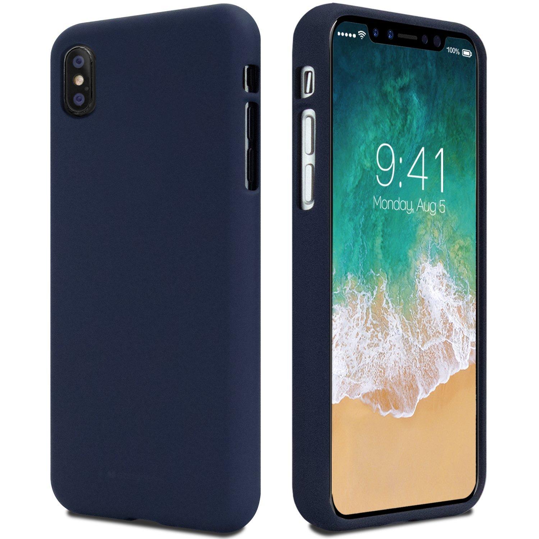 Pouzdro Mercury Soft feeling pro Huawei P Smart 2019, midnight blue