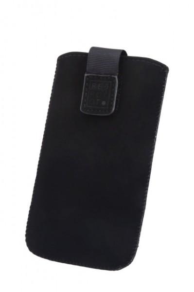 Univerzální pouzdro RedPoint Velvet velikost 4XL, Black